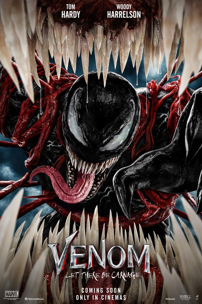 「ヴェノム」続編の映像が初公開!強敵カーネイジやヴェノムの日常がお披露目に