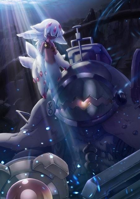 「メイドインアビス」TVアニメ第2期「烈日の黄金郷」22年放送 ティザービジュアル公開
