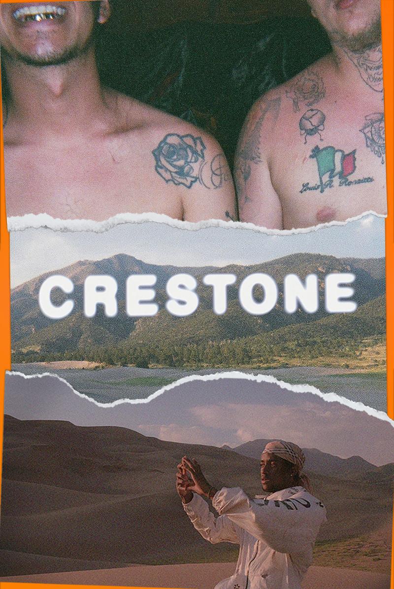 砂漠で大麻を育てるラッパー達の共同体映す アニマル・コレクティブが音楽担当 「クレストーン」日本初上映