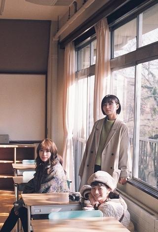 桜井玲香、映画初主演作「シノノメ色の週末」で岡崎紗絵&三戸なつめとトリオ結成