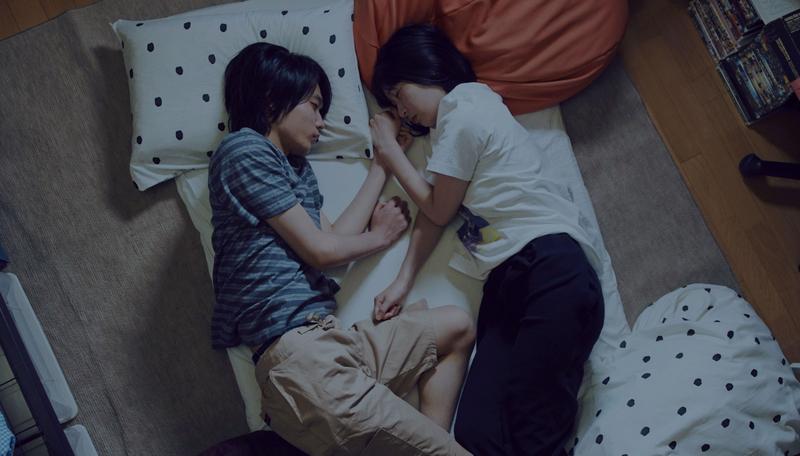 浅野いにお原作映画「うみべの女の子」 友達とも恋人とも呼べない二人の距離感がもどかしい場面写真