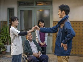 「いのちの停車場」EXILE ATSUSHI歌唱のイメージソングMV公開 佐藤浩市、阿部寛らのコメントも