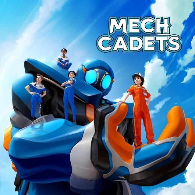 SFコミック「Mech Cadet Yu」ポリゴン・ピクチュアズによりアニメ化決定