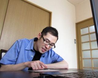 自閉症者の世界を映像で表現した映画「僕が跳びはねる理由」 原作・東田直樹さんに聞く