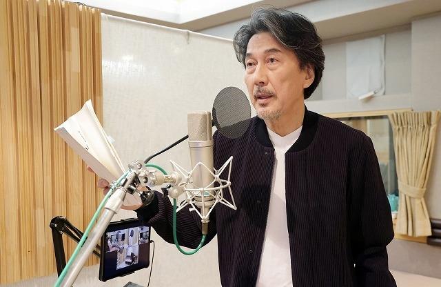 役所広司「竜とそばかすの姫」で細田守監督作に3度目の参加 過去5作の場面写真の無料開放も決定