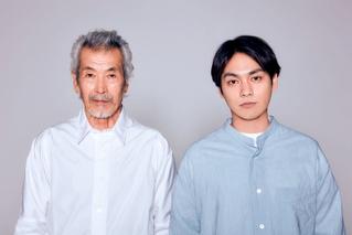 二人なのに一人、一人なのに二人――「HOKUSAI」柳楽優弥×田中泯が意識した芯