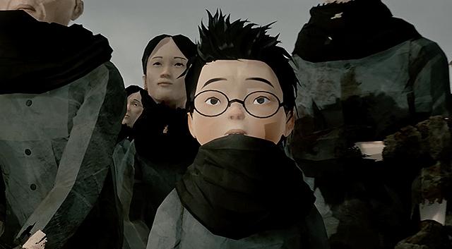 """【「トゥルーノース」評論】3Dアニメ表現が効果的な""""北朝鮮強制収容所の真実"""" プリズン系ドラマとしても秀逸の出来栄え"""