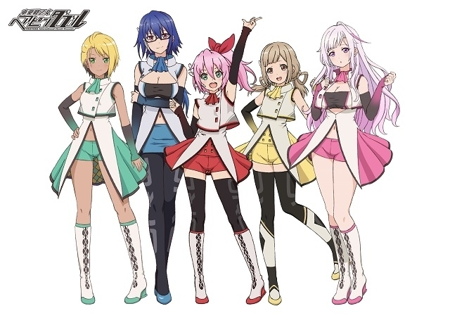 岡山国際サーキット30周年記念ショートアニメ「ヘアピンダブル」制作決定 M・A・O、堀川りょうら出演