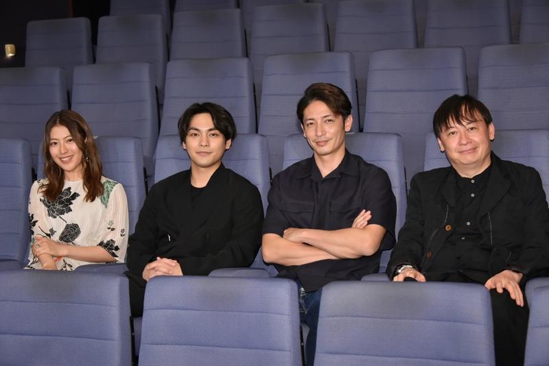 「HOKUSAI」キスシーンは台本になかった キャストが舞台裏を明かす