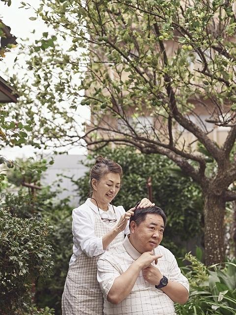 加賀まりこ、54年ぶりの主演映画! 老いた母親と自閉症の息子が模索する自立への道「梅切らぬバカ」21年公開