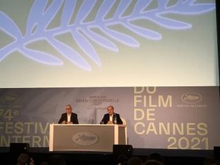 第74回カンヌ映画祭ラインナップ発表 コンペ24本、Netflix作品はゼロ カンヌ・プレミア部門が新設