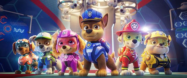 劇場版「パウ・パトロール」8月20日公開 キュートな子犬たちが、トラブルをパウっと解決! 特報には新キャラも登場