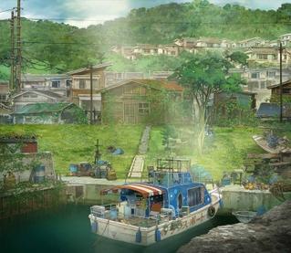 「漁港の肉子ちゃん」美術監督が参考にしたのはフランス映画「ショコラ」だった