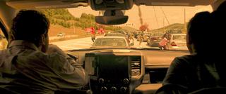 ハイウェイに隕石群が降り注ぐ 「2012」「ヒューゴ」スタジオが手掛けたVFX映像