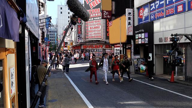 東京の観光名所で大規模ロケを敢行! 「唐人街探偵」妻夫木聡、長澤まさみらコメント入りメイキング映像が公開