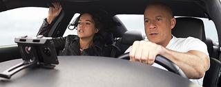 カンヌ映画祭で「ワイルド・スピード」がフレンチプレミア上映
