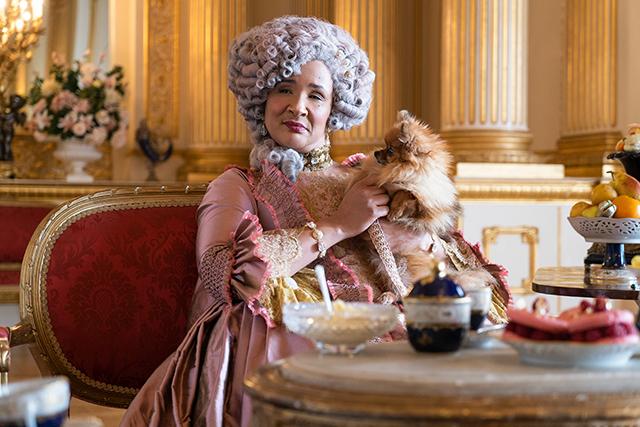 スピンオフはシャーロット王妃のオリジンストーリーに焦点を当てる