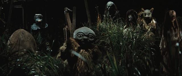 「妖怪大戦争」(1968年版)