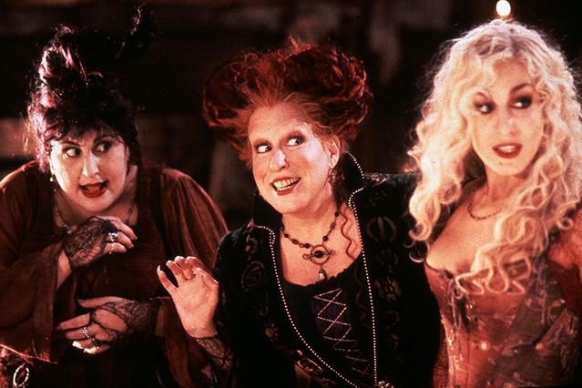「ホーカス・ポーカス」続編に魔女3姉妹がオリジナルキャストで復帰