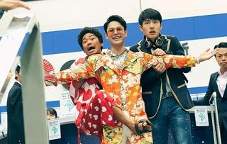 三代目JSBの「Welcome to TOKYO」が鳴り響く! 「唐人街探偵 東京MISSION」大迫力の新予告