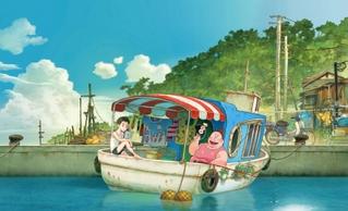 「漁港の肉子ちゃん」大竹しのぶ&Cocomiの声の魅力 監督が明かすアフレコ秘話