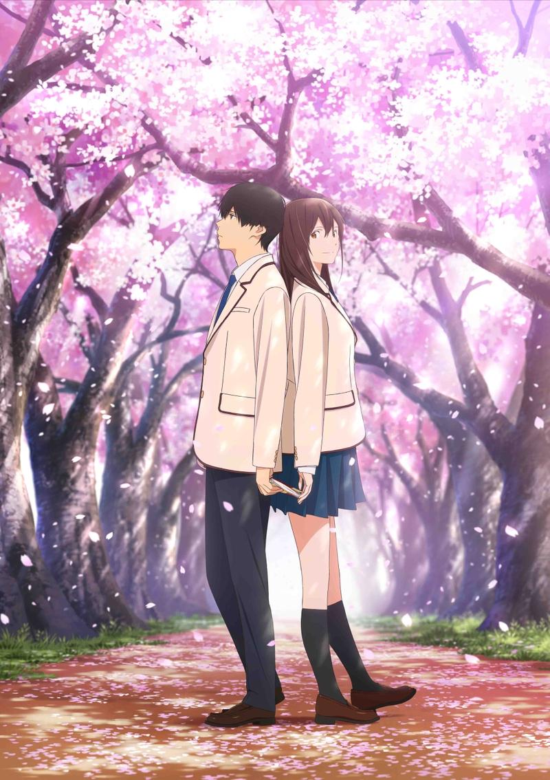 劇場アニメ「君の膵臓をたべたい」金曜ロードショーで7月23日放送!