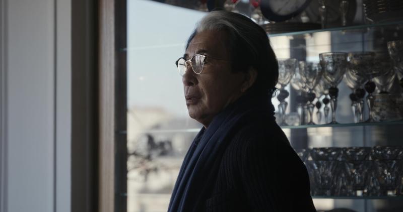 デザイナー高田賢三の素顔に迫る、 世界初のドキュメンタリー「# KENZO TAKADA」 21年公開予定