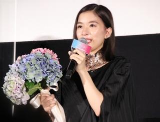 芳根京子、石川慶監督の手紙に涙 役者業に悩むも「優しく包み込んでくださった」