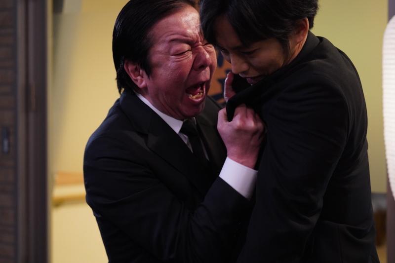 古田新太、ヒステリックで不器用、周囲の人間を追いつめる男を怪演 松坂桃李共演「空白」メイキング映像