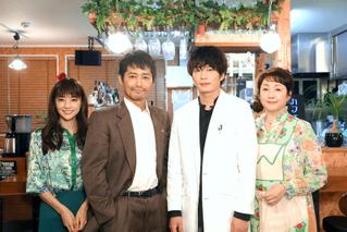 田中圭&安田顕のバディドラマ、10月に放送決定 主題歌は予定通りBTS