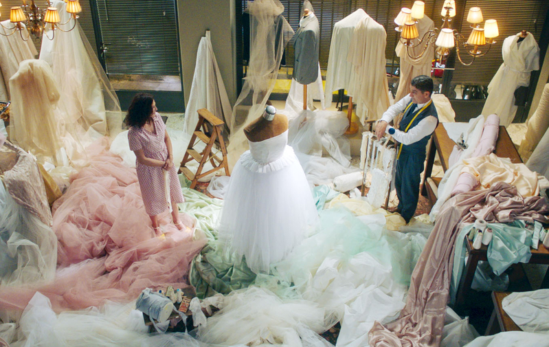 崖っぷちの仕立て屋がウェディングドレス作りに奮闘 「テーラー 人生の仕立て屋」予告公開