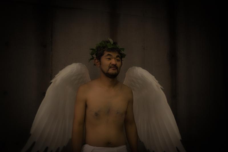 芹澤興人の「摩訶不思議な天使」イメージビジュアル公開! 池松壮亮が講評寄せる