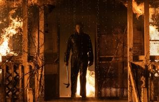 ブギーマンが業火の中から生還!恐怖再び!「ハロウィン KILLS」10月公開