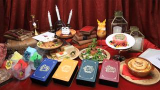 「ハリー・ポッター カフェ」期間限定オープン メニューに薬草学サラダ、金のスニッチパフェなど