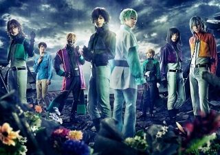舞台「機動戦士ガンダム00」続編が22年2月上演決定 新たなアレルヤ役に小坂涼太郎
