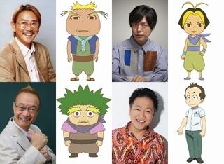 「映画おしりたんてい」ゲスト声優に千葉繁、神谷浩史、神谷明、山口勝平