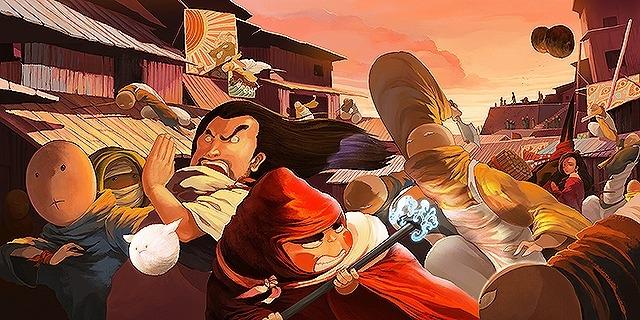 超過激な暴力描写に熱狂的支持! 前代未聞の中国国産アニメ「DAHUFA」監督が語る制作秘話