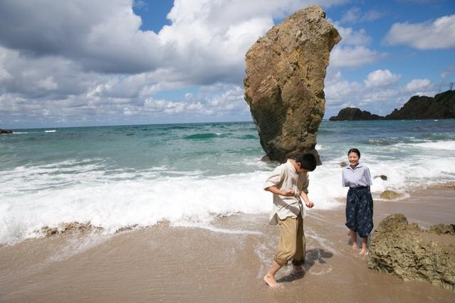 「映画 太陽の子」こだわり抜いたロケ地 京丹後の美しい海に注目のメイキング写真 - 画像2