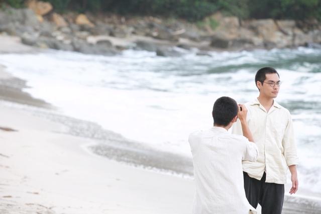 「映画 太陽の子」こだわり抜いたロケ地 京丹後の美しい海に注目のメイキング写真 - 画像3