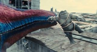 巨大怪獣をチラ見せ! ジェームズ・ガン監督「ザ・スーサイド・スクワッド」最新映像