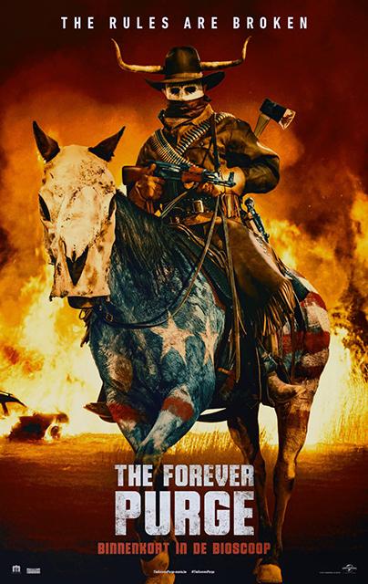 人気バイオレンスホラー「パージ」最新作の上映館で銃撃事件