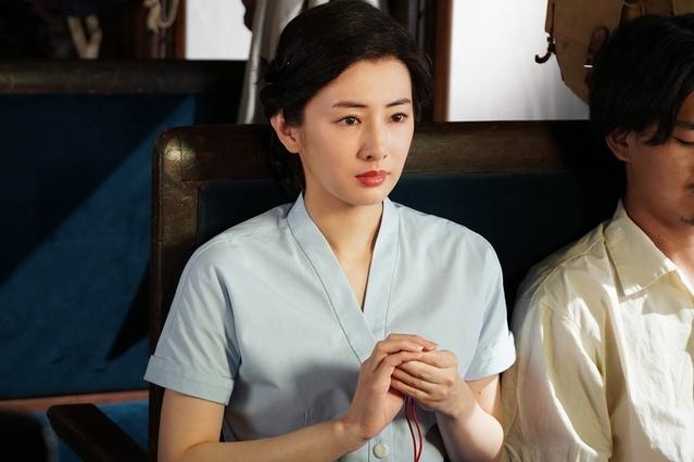 昭和の銀幕女優を演じた