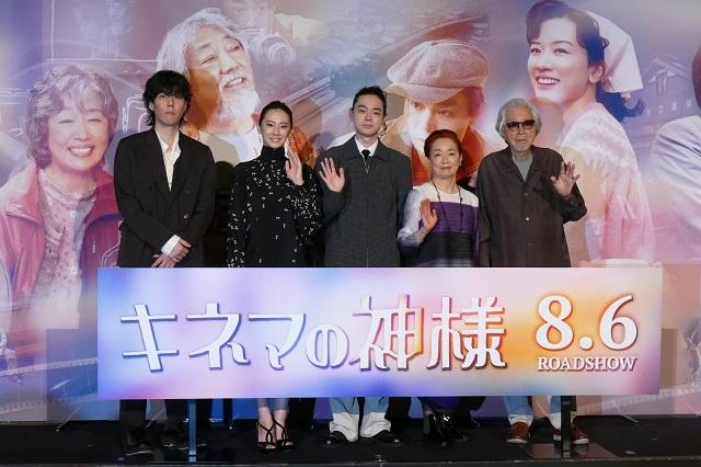 山田洋次監督、日本映画界に警鐘「元気じゃない」「かなり沈んでいる」