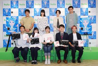 橋本愛、沖田修一監督らが未来のクリエイターに熱いエール 「HU35」ファイナリスト5人が決定