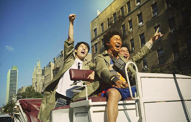 人気シリーズ第2弾「唐人街探偵 NEW YORK MISSION」11月12日公開! 妻夫木聡が登場する予告編も披露