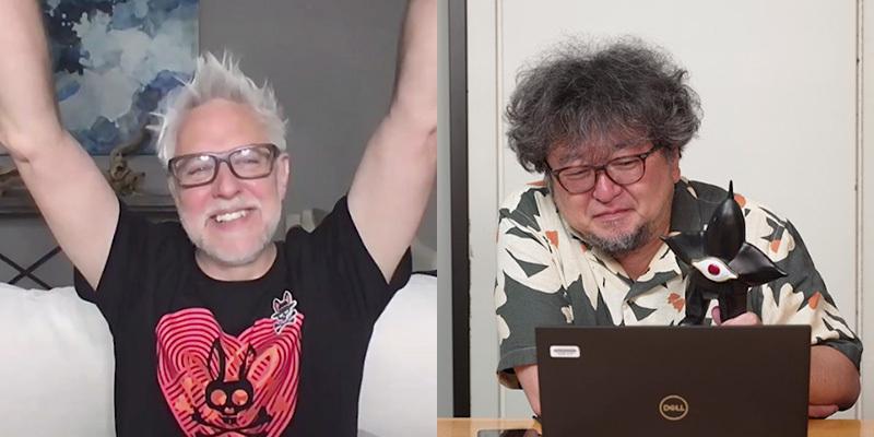 「新スースク」ジェームズ・ガン×樋口真嗣 日米監督によるハイテンションな対談映像