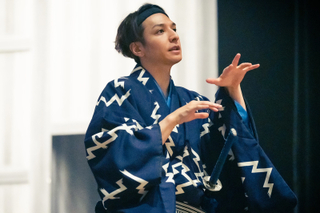 生田斗真、盟友・尾上松也と新作歌舞伎で悲願の共演 挑戦の日々を追うNetflixドキュメンタリー、22年春配信