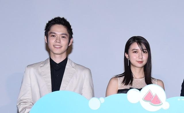 細田佳央太、上白石萌歌から強い影響「現場でずっとキラキラ。自分もこうでなくちゃ」