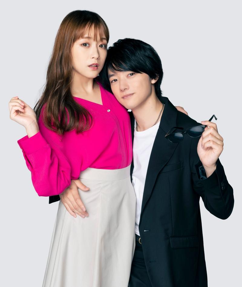 大原櫻子&櫻井海音でマネージャーと俳優の禁断愛!「つまり好きって言いたいんだけど、」ドラマ化