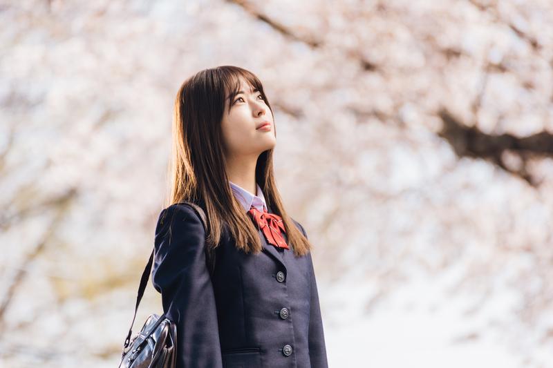「乃木坂46」岩本蓮加映画初主演、宝田明と70歳年の差コンビ描く「世の中にたえて桜のなかりせば」22年公開